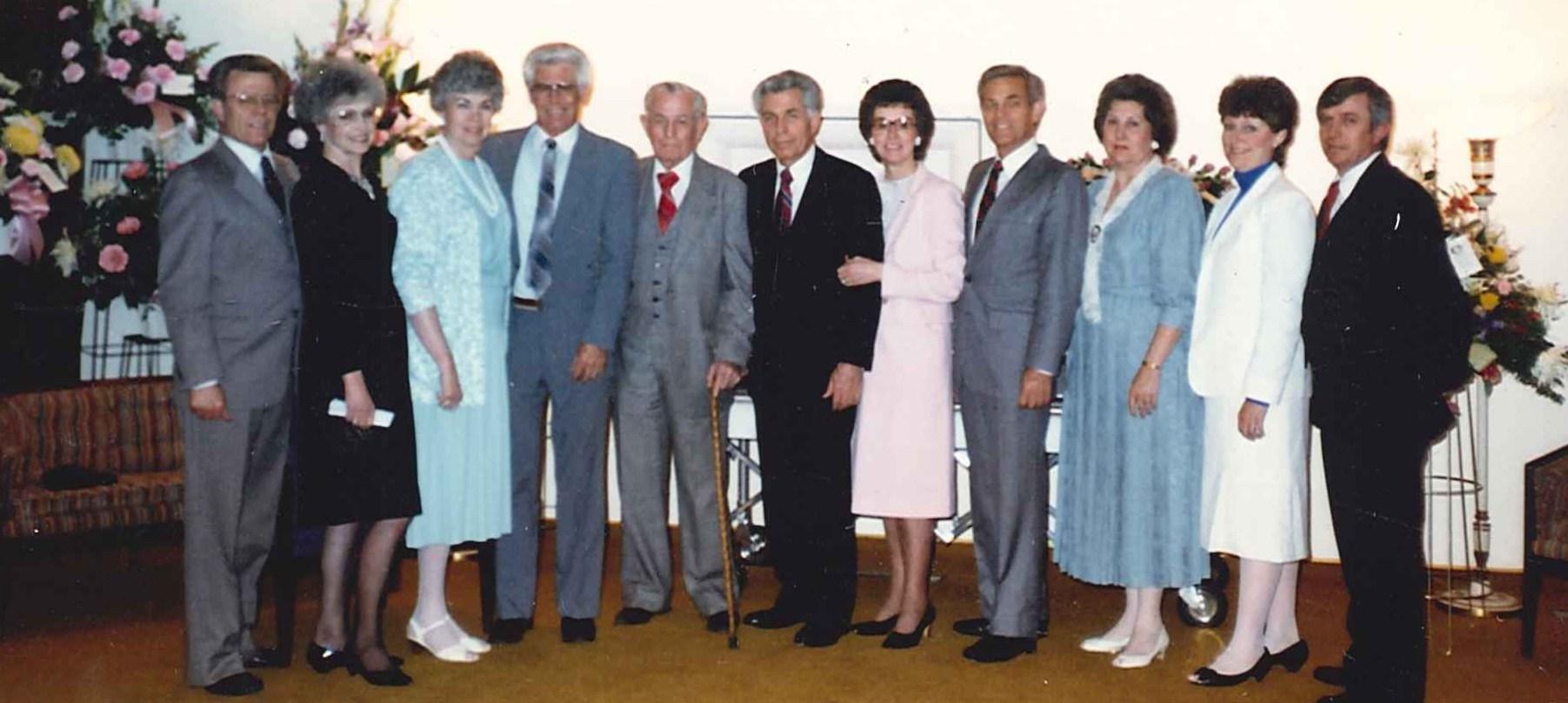 Lavon Holt George Samuel Reid Family Roots
